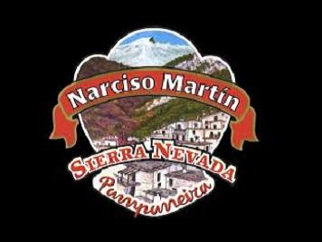 Jamones Narciso Martín. Logo