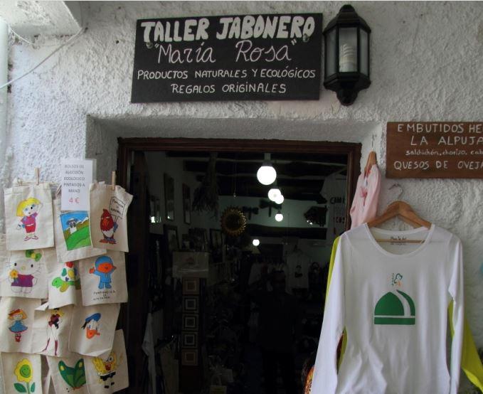Taller Jabonero Maria Rosa. Exterior