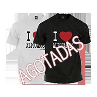 Camiseta. I Love Alpujarra