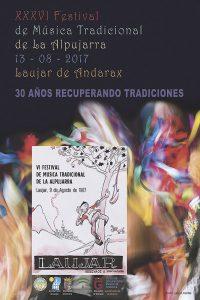 XXXVI Festival de Música Tradicional de la Alpujarra en Laujar de Andarax