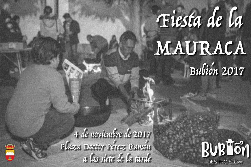 Fiesta de la Mauraca en Bubión, 2017