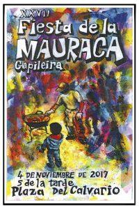 Fiesta de la Mauraca en Capileira, 2017