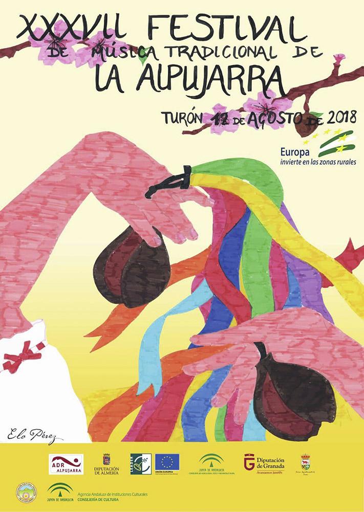 37º Festival de Música Tradicional de la Alpujarra en Turón
